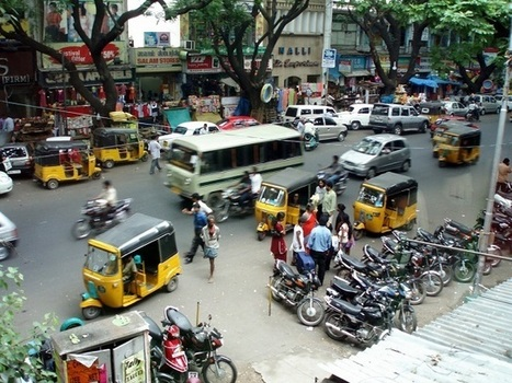 Compact, Connected, and Coordinated: A Vision for India's Smart Cities | TheCityFix | Sustainable Futures | Scoop.it