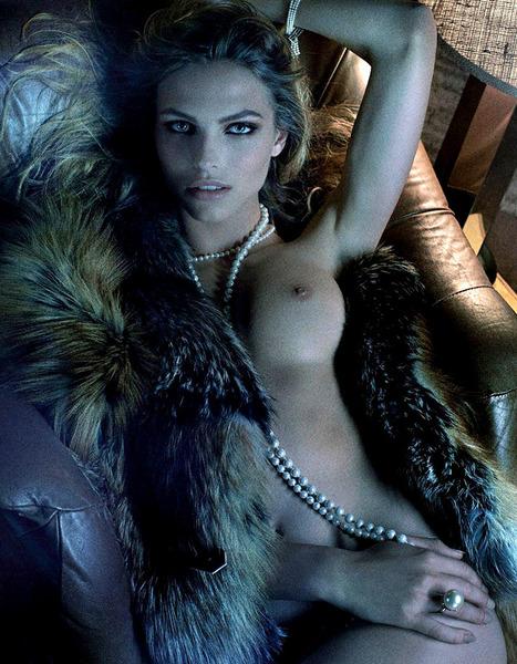Karlina Caune   Fashion Models Fetish   Scoop.it