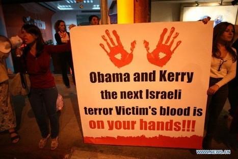 #INSANE #PROTEST 'jihadists obama & hanoi john k. creating ILLEGAL PALESTINIAN MUSLIM MILITIA @ JERUSALEM US CONSOLATE?'   News You Can Use - NO PINKSLIME   Scoop.it