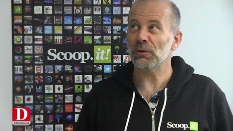 Rencontre avec le fondateur de Scoop.it ! | Au fil du web (Centres d'intérêt divers ! ) | Scoop.it