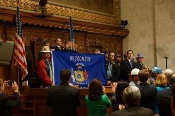 #IdleNoMore Mining Heritage Argument Challenged | IDLE NO MORE WISCONSIN | Scoop.it