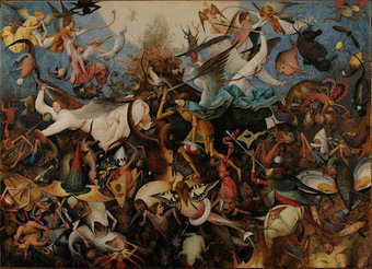 The Fall of the Rebel Angels - Google Cultural Institute | CAU | Scoop.it