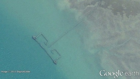 Weir fishing grossly underreported, Google Earth reveals | Farming, Forests, Water, Fishing and Environment | Scoop.it