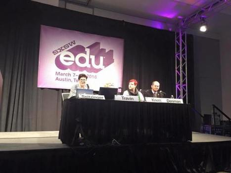 #LXDesign Panel at #SXSWEdu | Educational Technology in Higher Education | Scoop.it