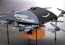 It's A Bird, It's A Plane! No, Wait, It's A Marketing Drone! | MarketingHits | Scoop.it