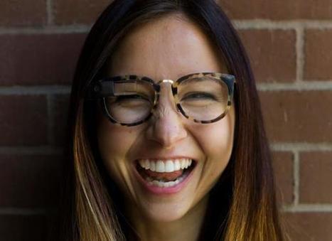 Google Glass Gets A More Fashionable Design | Entrepreneurship, Innovation | Scoop.it