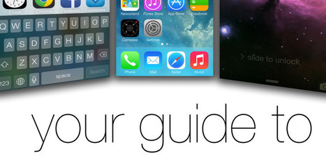 Your Guide To iOS7 | BYOD and AT | Scoop.it