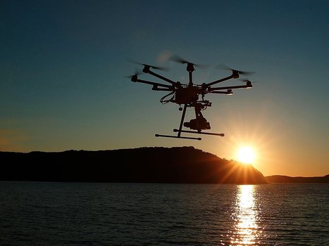 Drones are being used for smuggling, theft, and spying in the UK - Tech Insider | Drones | Scoop.it