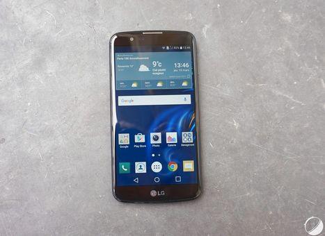 LG K10 : tout ce qu'il faut savoir - FrAndroid   Téléphone Mobile actus, web 2.0, PC Mac, et geek news   Scoop.it