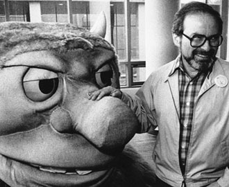 Maurice Sendak Scared Children Because He Loved Them | Books Books Books | Scoop.it