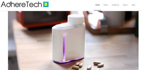 AdhereTech, the developer behind smart pill bottle technology, raises $1.75M   Health, Digital Health, mHealth, Digital Pharma, hcsm latest trends and news (in English)   Scoop.it