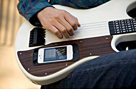 gTar: The iGuitar You've Always Wanted   Gadgets I lust for   Scoop.it