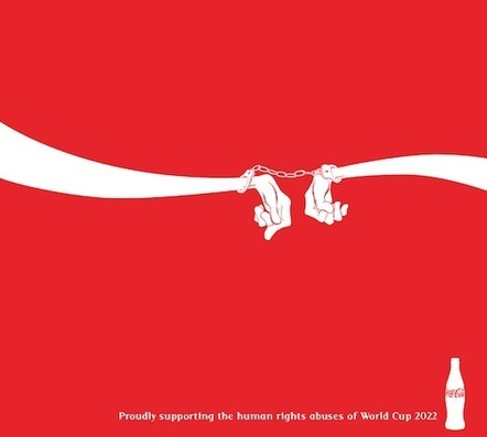 "Designing ""Anti-Logos"" - Using Visual Satire To Rekindle Civics Education | Design in Education | Scoop.it"