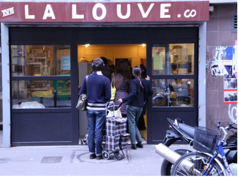 La Louve, futur supermarché collaboratif à Paris | développement | Scoop.it