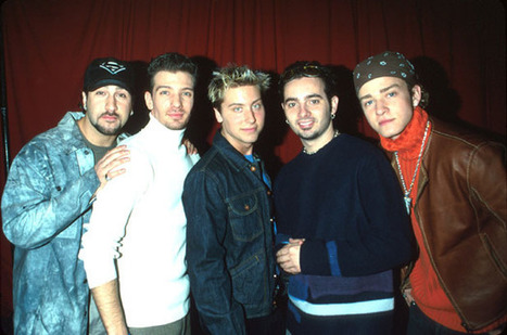 JUSTIN TIMBERLAKE AND 'N SYNC TO REUNITE MTV VMA | MUSIC WORLD eDIGEST | Scoop.it