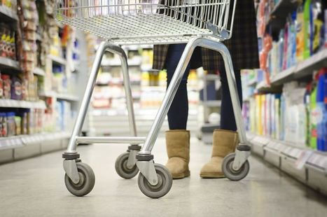 Grocery shopping might be less painful with this smart cart via @gigaom | Digital Transformation of Businesses | Scoop.it