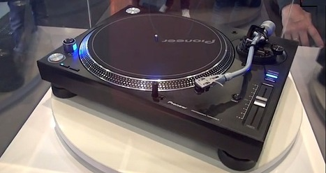 Musikmesse 2014: 5 Reasons Why Pioneer Has To Launch A Turntable | DJing | Scoop.it