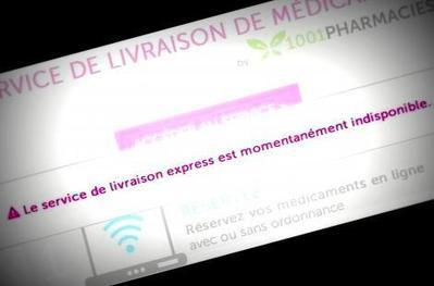 "L'Ordre attaque 1001Pharmacies.com | La pharmacie de demain sera-t-elle ""click & mortar""? 