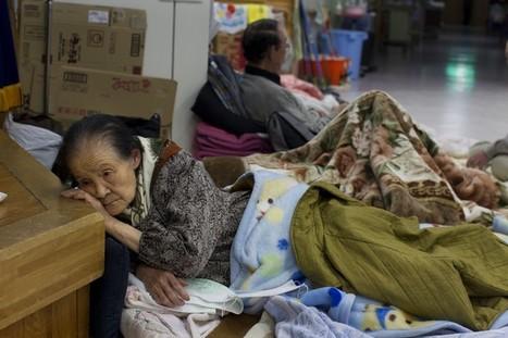 [Photo] Centre d'hébergement surpeuplé à RIKUZENTAKATA | Daylife | Japon : séisme, tsunami & conséquences | Scoop.it
