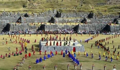 Inti Raymi, la fête du soleil   Les Incas du Pérou   Scoop.it