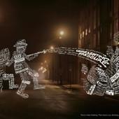 Diseños de carteles publicitarios que juegan con tipografías | Diseño e inspiración | Scoop.it
