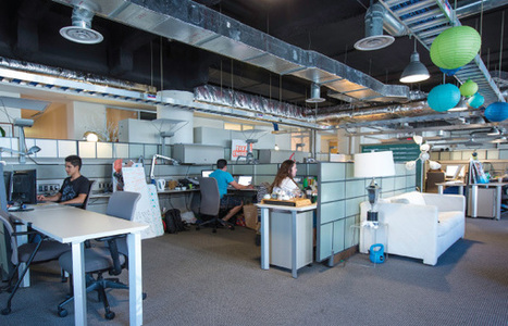 Which is better: Cubicles and Offices or Open Workspaces? | Growing business | Scoop.it