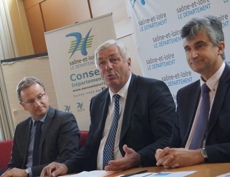 BOURGOGNE - FRANCHE-COMTE : 6 départements unis pour le Très Haut Débit - Bienvenue sur Creusot Infos | Aménagement Numérique | Scoop.it