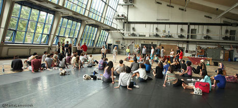 Vienna | Jardin d'Europe dance and choreography scholarships | culture360.org | Asia Europe Culture News | Scoop.it