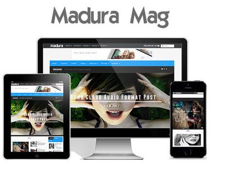 25+ Best Free WordPress Themes | WordPress Themes | Yasam Tarzim | Scoop.it