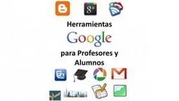 Ebook gratuito: Herramientas escondidas de Google para profesores y alumnos - alsalirdelcole | Educa con Redes Sociales | Scoop.it
