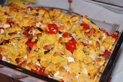 Recettes Faciles & Rapides: Crumble de tomates cerises   Recettes faciles   Scoop.it