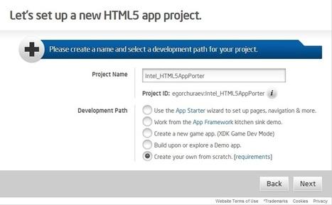 Outils Intel® HTML5 pour le développement d'applications mobiles   veille   Scoop.it