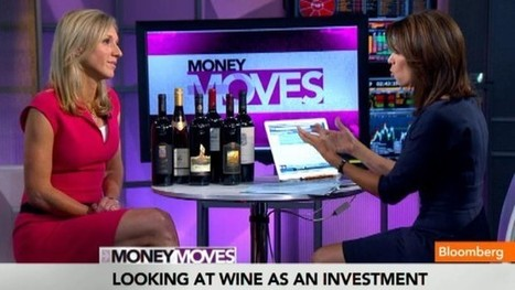 Interview: Why Look at Wine as an Investment? | Vitabella Wine Daily Gossip | Scoop.it