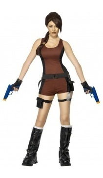 Déguisement Lara Croft : retour en force ! | Deguisement-de-fete.com | déguisement : idées et tendances | Scoop.it