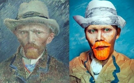 Le dispositif VanGoYourself place le public au coeur des oeuvres | Clic France | Scoop.it