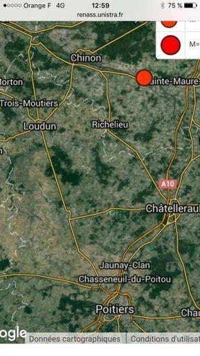 @tanguyscoazec rassure: les secousses sismiques ont bien eu lieu | Chatellerault, secouez-moi, secouez-moi! | Scoop.it