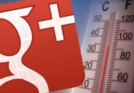 Come funzionano i temi caldi di Google+ | Google+ Marketing All News | Scoop.it