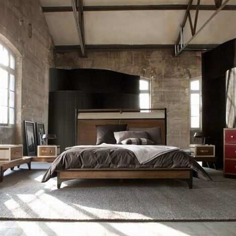 Cozy Masculine Cool Boy Room Design | Architecture and interiors i love | Scoop.it