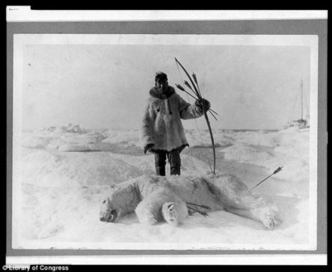 Inside the life of the Inuit: Extraordinary photographs document how Alaska's Eskimos survived some of the world's coldest winters | Inuit Nunangat Stories | Scoop.it