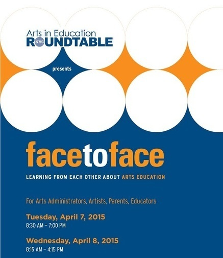 face to face . Arts in Education Roundtable . NYC | art education | Scoop.it