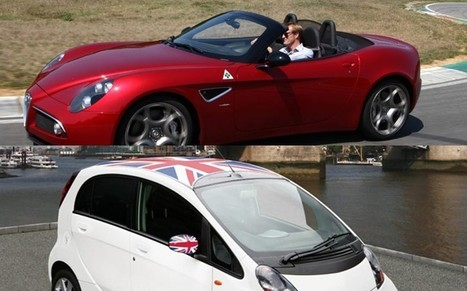 Europe's best and worst-selling cars of 2012 - Telegraph | Markets and Market Failure | Scoop.it
