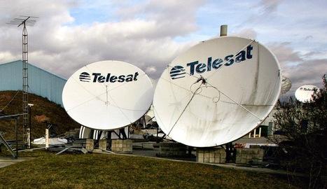 Telesat plans broadband constellation | More Commercial Space News | Scoop.it