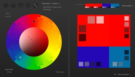 Your Friendly Guide to Colors in Data Visualisation | GIS and remote sensing | Scoop.it