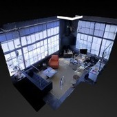 We Mapped Our Boss' Office With This Slick New 3-D Camera - Wired Science | Heron | Scoop.it