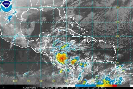 Belize weather for Dec 17, 2011 | Belize in Social Media | Scoop.it