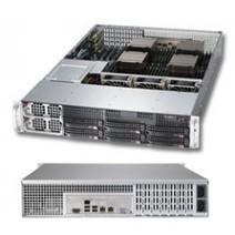 "Supermicro 2U 828T MP E5-4600 Xeon CPUs, 1TB Max RAM, 6 3.5"" Hot-Swap Disk Server   Supermicro Servers   Scoop.it"