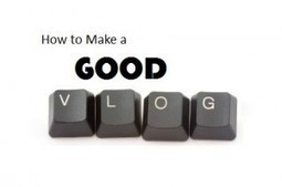 How to make a GOOD Vlog – #1: Where do I start? | Major Motion Studios | Breaking Into The Video Blogging Industry | Scoop.it