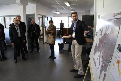 DB Schenker (Orne/61) inaugure ses nouveaux locaux àAlençon | L'Orne économique | Scoop.it