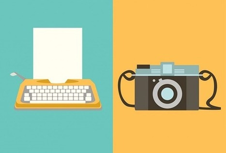 16 différences entre un Directeur Artistique et un Concepteur Rédacteur | Institut de l'Inbound Marketing | Scoop.it
