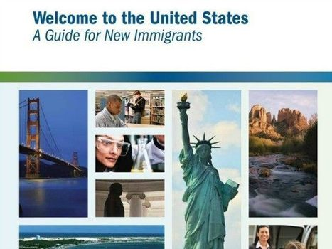 'Welcome' Guide for New Immigrants Includes Public Benefits | Xposing Government Corruption in all it's forms | Scoop.it